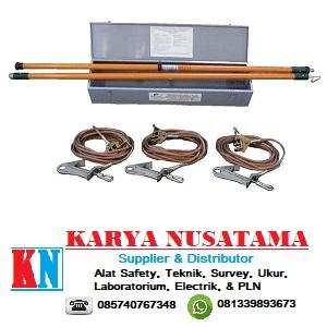 Work Italia Grounding Set 150KV Hight Voltage di Surabaya