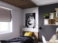 Cara Menggunakan Tirai Pada Pintu Rumah Minimalis Anda