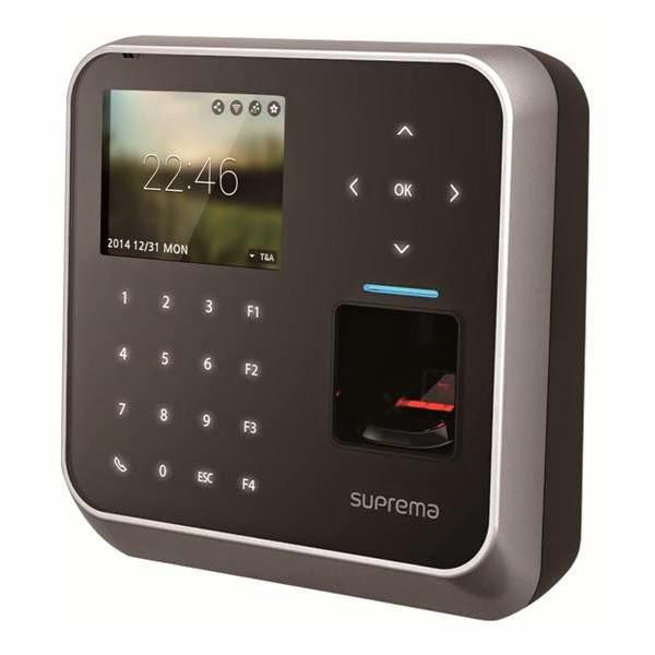 Suprema Biostation2 - Terminal IP de huella dactilar para Accesos y Presencia