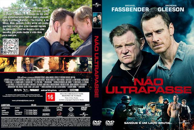Capa DVD Não Ultrapasse [Exclusiva]