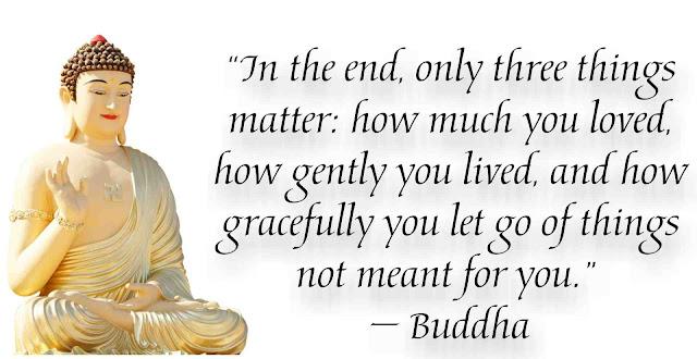 Buddha love Quotes