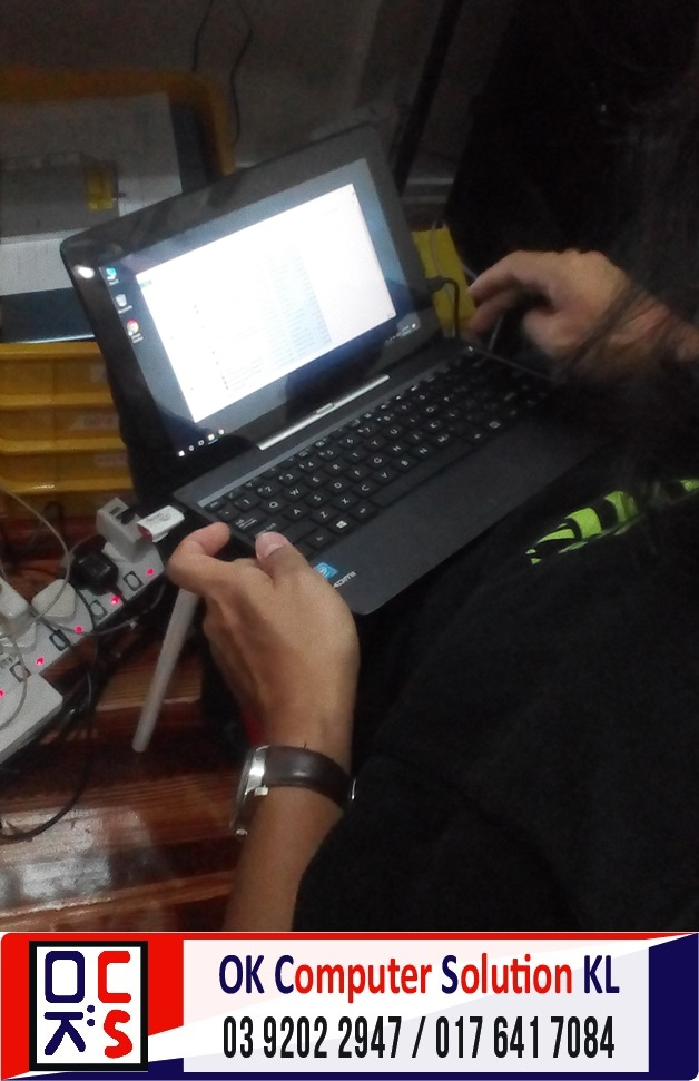 [SOLVED] FORMAT ASUS T100TAF | REPAIR LAPTOP CHERAS 3