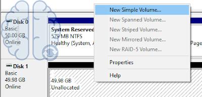 Cara Memecah Partisi Di Windows Tanpa Software Pihak Ketiga