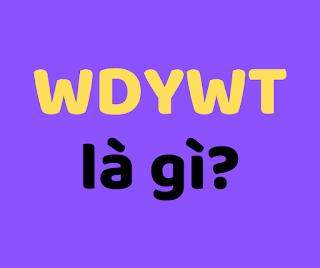 wdywt là gì