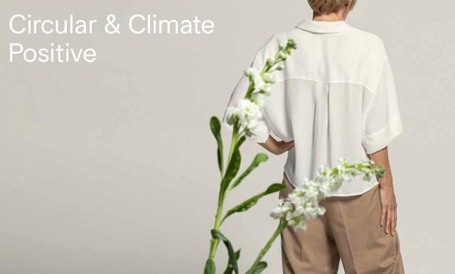 H&M on circular economy