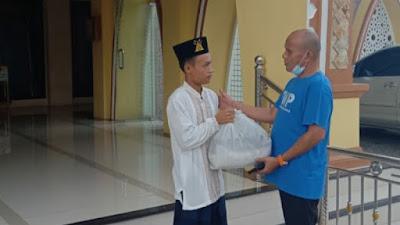 FWP Salurkan Bantuan Kabareskrim ke Masjid dan Gereja di Medan