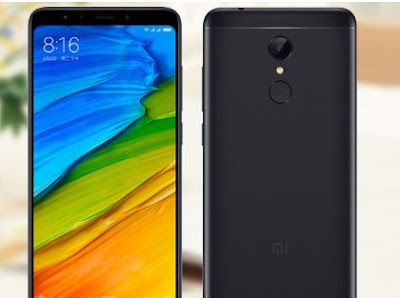 Screenshot Xiaomi Redmi 5 Terbaru 2018