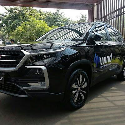 Fitur WIND menjadi satu-satunya di Indonesia mobil yang menggunakan voice command dengan Bahasa indonesia