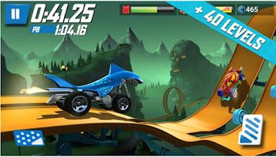 Download Hot Wheels Race Off Mod Apk Offline