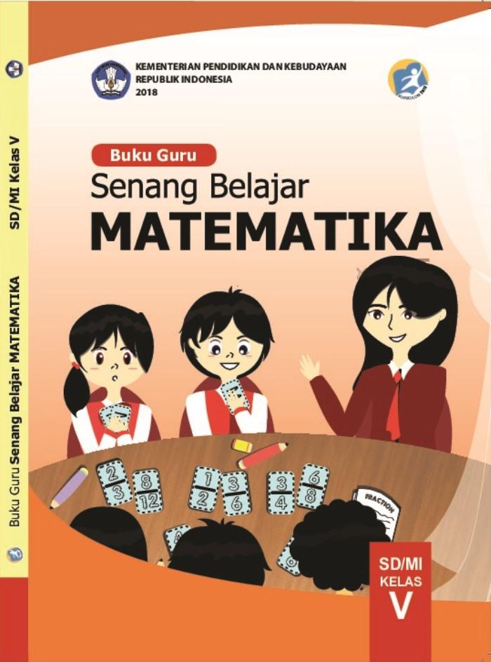 Buku Guru SD Kelas 5 Senang Belajar Matematika