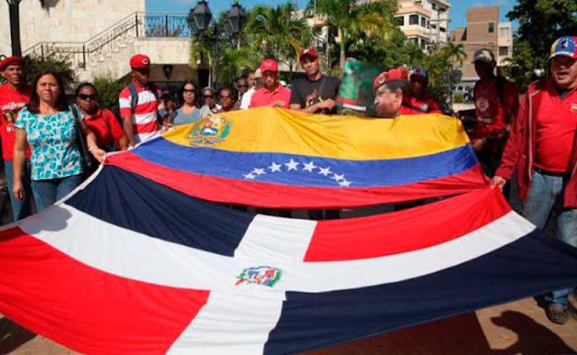 Venezolanos RD