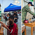 Pulis na Isang Cofee-Lover, 'Coffee Pantry' Naman Ang Ibinahagi Para sa Kanyang Mga Ka-Barangay!