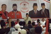 Prabowo Tidak Minta Dukungan Saat Mengunjungi Dayah