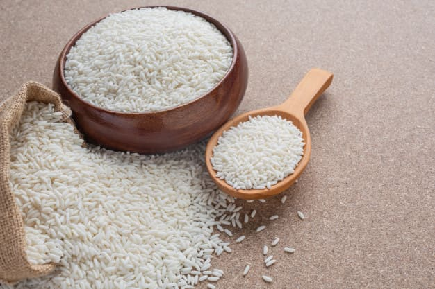 Benefits of white rice for bodybuilding