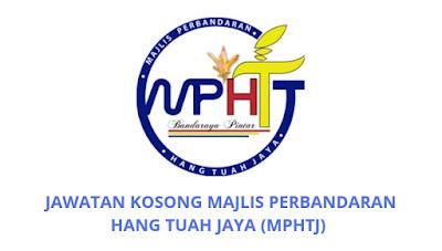Jawatan Kosong Majlis Perbandaran Hang Tuah Jaya 2019 (MPHTJ)