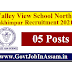 Valley View School North Lakhimpur Recruitment 2021 :: Apply Online For 5 Teacher Vacancy
