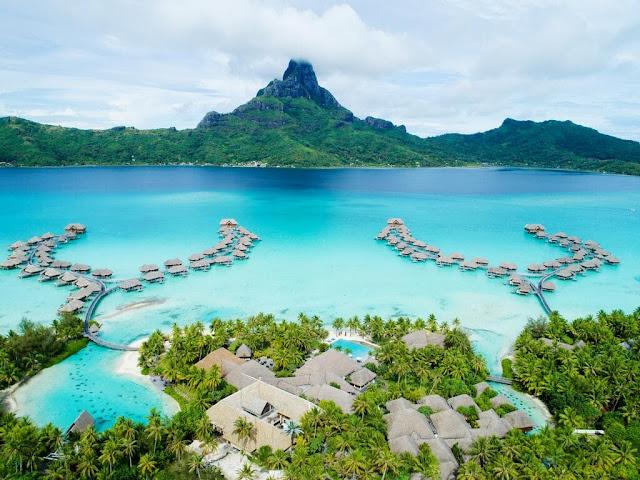 Bora Bora Island - France