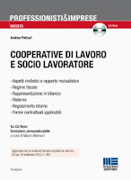 Cooperative di lavoro e socio lavoratore. Con CD-ROM (6ª edizione)