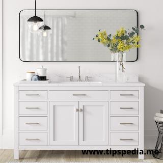 """atencio 60"""" single bathroom vanity set"""