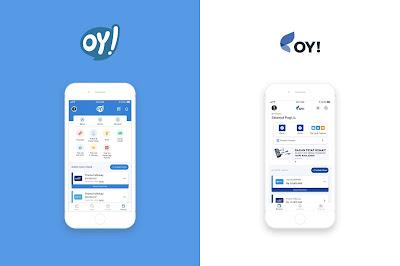 Cara Transfer Gopay ke OVO Menggunakan Aplikasi OY