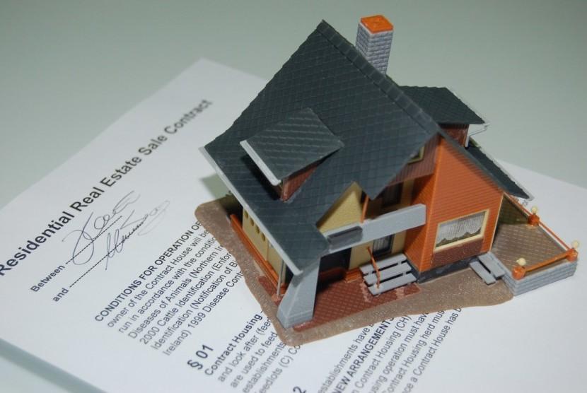 kontrak rumah jakarta