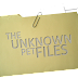 """The Unknown Pet Files,"" Question of the Week, and Interesting Pictures"