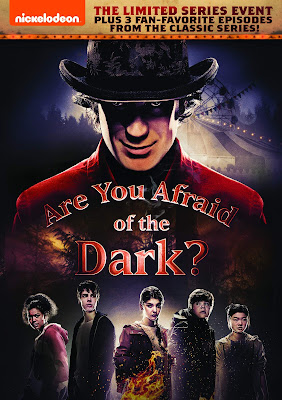 Are You Afraid of The Dark [2020] [DVD R1] [Latino]
