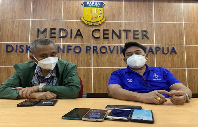 Jery Yudianto Sebut Internet Blackout Berpengaruh ke Penyerapan Pemprov Papua