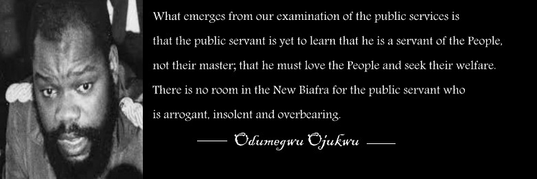 7 Powerful Quotes By Ojukwu. No 3 Will Break Your Heart