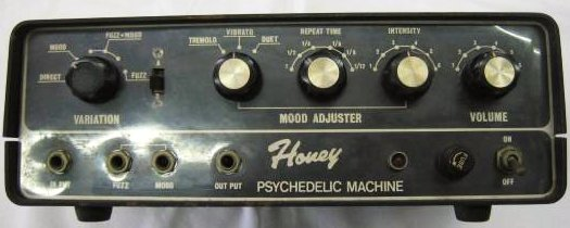 Honey Psychedelic Machine