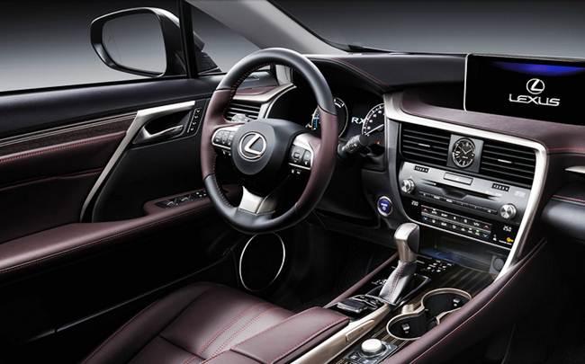 2017 Lexus Rx 350 Release Date