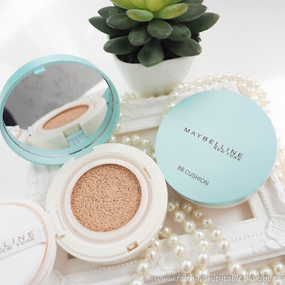 Maybelline Super BB Fresh Matte Cushion Review