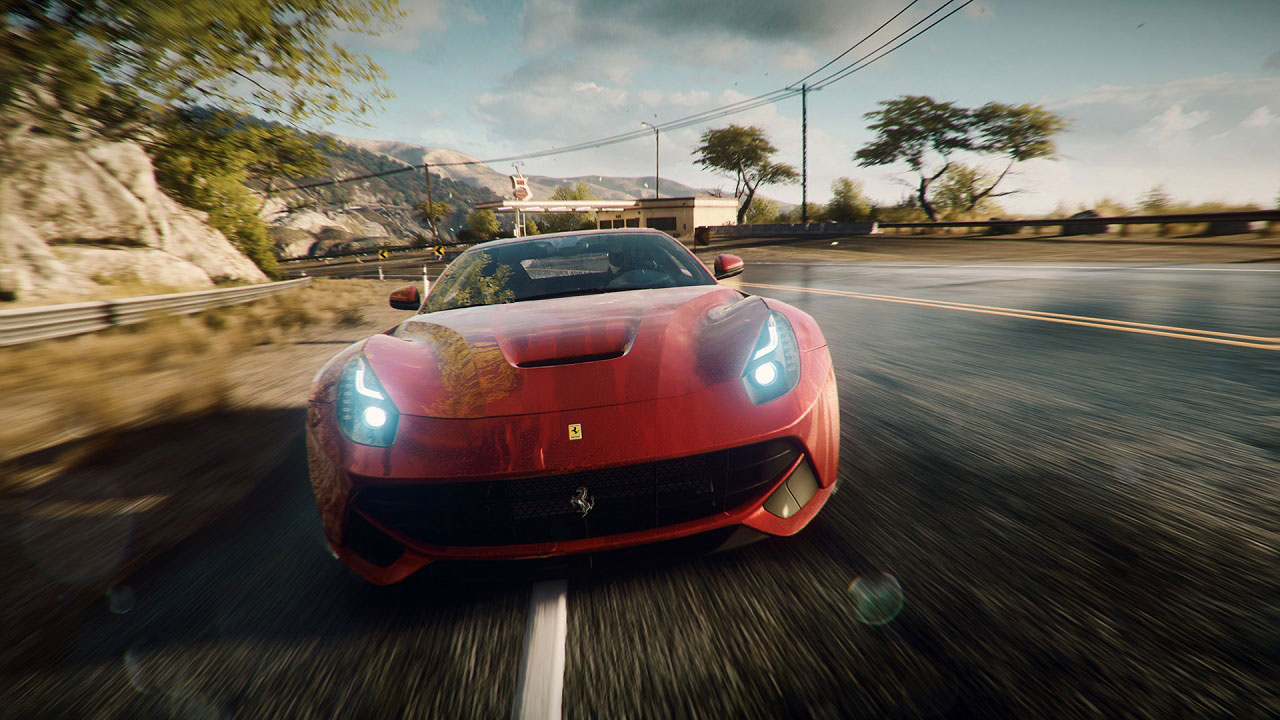 Need For Speed Rivals Download For PC Highly Compressed - PC