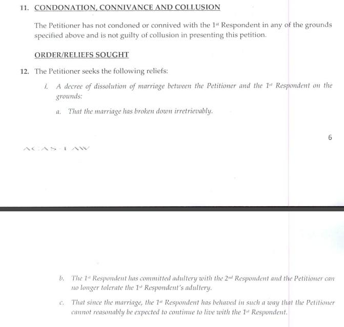 Exclusive toke makinwa files divorce petition against maje ayida lib exclusive toke makinwa files divorce petition against maje ayida see the documents solutioingenieria Images