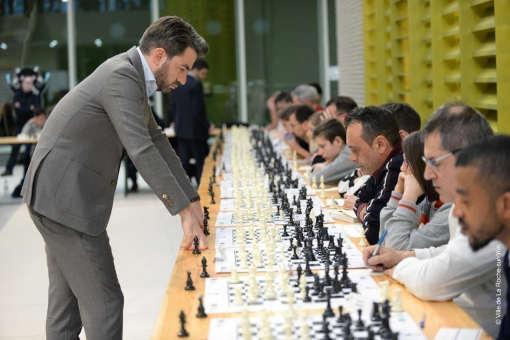 Le 30 octobre, place au 2e trophée Napoléon des échecs © Ville de La Roche-sur-Yon