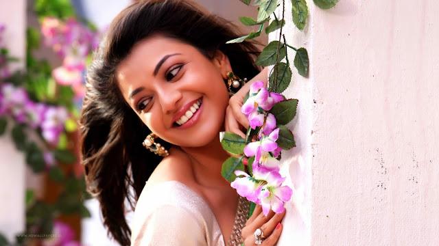 Kajal Agarwal South Actress HD wallpaper