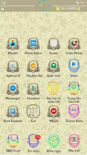 Tema MOC untuk Oppo Smartphone