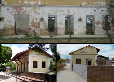 Antigas Subestações Ferroviárias em Delmiro Gouveia completam 137 anos desde sua inauguração