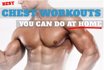 Chest Workout at Home | Easy Chest Exercises