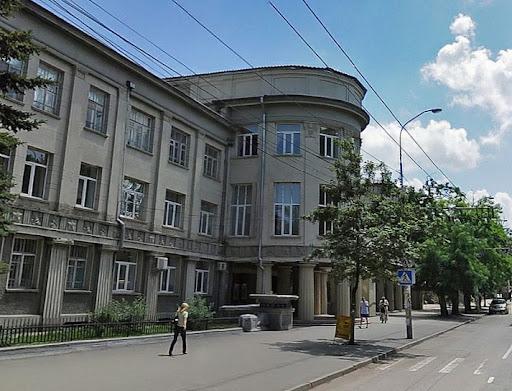 Дом №5/7 на бульваре Ленина в Симферополе