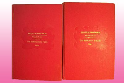 Los Mohicanos de París - Alejandro Dumas