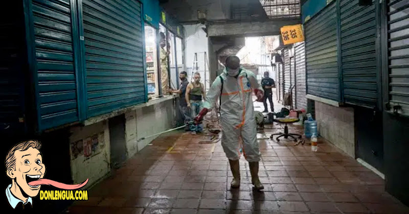 Más de 19.000 casos en Venezuela con un régimen que no quiere soltar la silla