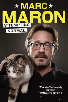 Attempting Normal by Marc Maron book cover
