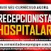 RECEPCIONISTA PARA EMPRESA DO SEGMENTO HOSPITALAR EM SANTO AMARO