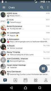 Kumpulan BBM MOD R1438H Apk v3.3.4.48 Tema Ramadhan 2017