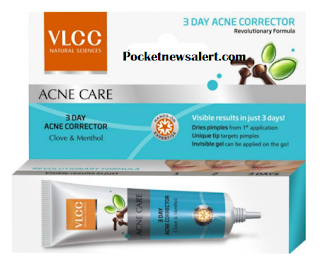VLCC Acne Care 3 Day On Spot Corrector for acne and pimples