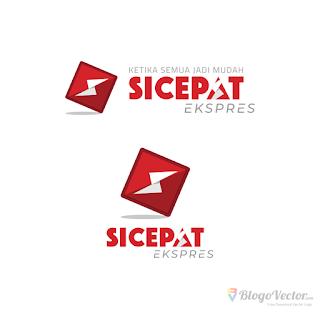 SiCepat Ekspres Logo vector (.cdr)