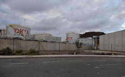 A la petrolera Oryx, con una base en La Luz, se le tambalea el negocio en África