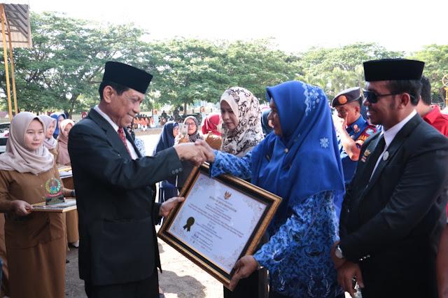 Kepala Puskesmas Borong Rappoa Raih Juara Tenaga Kesehatan Teladan Bulukumba