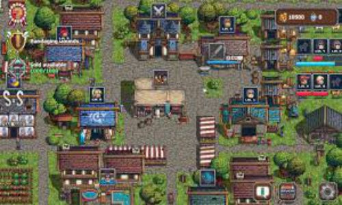 Download Swag and Sorcery PC Game Full Version Free